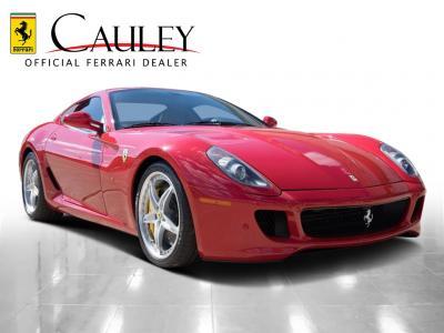 Used 2008 Ferrari 599 GTB Fiorano Used 2008 Ferrari 599 GTB Fiorano for sale Sold at Cauley Ferrari in West Bloomfield MI 4