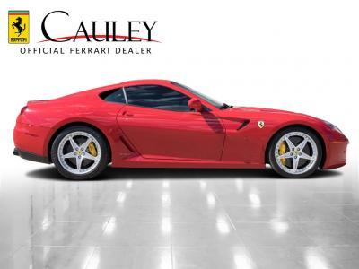 Used 2008 Ferrari 599 GTB Fiorano Used 2008 Ferrari 599 GTB Fiorano for sale Sold at Cauley Ferrari in West Bloomfield MI 5