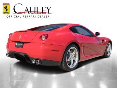 Used 2008 Ferrari 599 GTB Fiorano Used 2008 Ferrari 599 GTB Fiorano for sale Sold at Cauley Ferrari in West Bloomfield MI 6