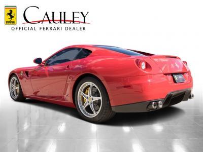 Used 2008 Ferrari 599 GTB Fiorano Used 2008 Ferrari 599 GTB Fiorano for sale Sold at Cauley Ferrari in West Bloomfield MI 8