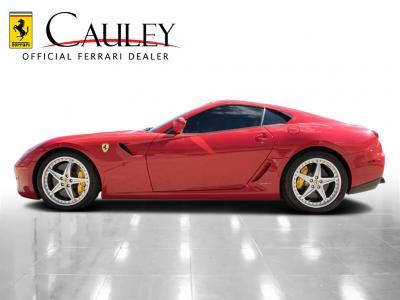 Used 2008 Ferrari 599 GTB Fiorano Used 2008 Ferrari 599 GTB Fiorano for sale Sold at Cauley Ferrari in West Bloomfield MI 9