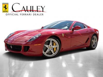 Used 2008 Ferrari 599 GTB Fiorano Used 2008 Ferrari 599 GTB Fiorano for sale Sold at Cauley Ferrari in West Bloomfield MI 1
