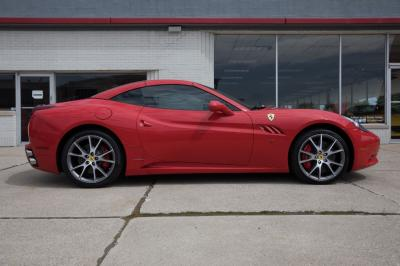 Used 2010 Ferrari California Used 2010 Ferrari California for sale Sold at Cauley Ferrari in West Bloomfield MI 13