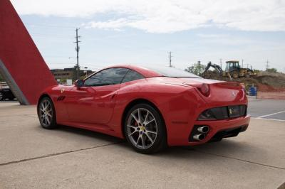 Used 2010 Ferrari California Used 2010 Ferrari California for sale Sold at Cauley Ferrari in West Bloomfield MI 16