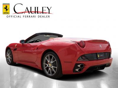 Used 2010 Ferrari California Used 2010 Ferrari California for sale Sold at Cauley Ferrari in West Bloomfield MI 8