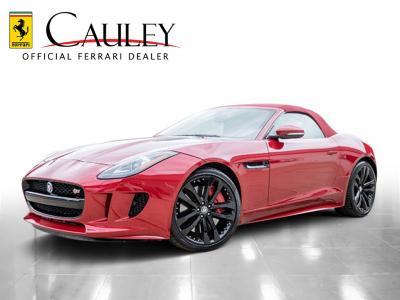 Used 2014 Jaguar F-TYPE V8 S Used 2014 Jaguar F-TYPE V8 S for sale Sold at Cauley Ferrari in West Bloomfield MI 10