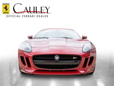 Used 2014 Jaguar F-TYPE V8 S Used 2014 Jaguar F-TYPE V8 S for sale Sold at Cauley Ferrari in West Bloomfield MI 11