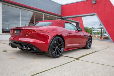 Used 2014 Jaguar F-TYPE V8 S Used 2014 Jaguar F-TYPE V8 S for sale Sold at Cauley Ferrari in West Bloomfield MI 14