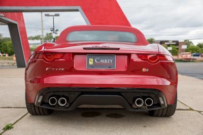 Used 2014 Jaguar F-TYPE V8 S Used 2014 Jaguar F-TYPE V8 S for sale Sold at Cauley Ferrari in West Bloomfield MI 15