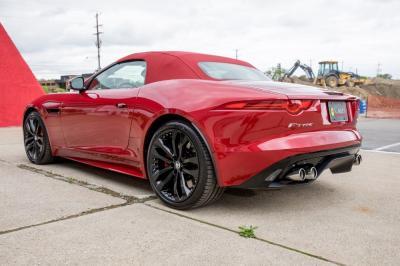 Used 2014 Jaguar F-TYPE V8 S Used 2014 Jaguar F-TYPE V8 S for sale Sold at Cauley Ferrari in West Bloomfield MI 16