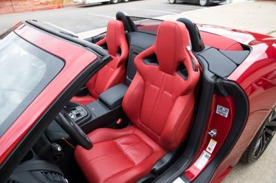 Used 2014 Jaguar F-TYPE V8 S Used 2014 Jaguar F-TYPE V8 S for sale Sold at Cauley Ferrari in West Bloomfield MI 2