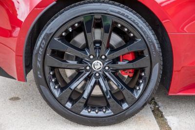 Used 2014 Jaguar F-TYPE V8 S Used 2014 Jaguar F-TYPE V8 S for sale Sold at Cauley Ferrari in West Bloomfield MI 20