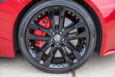 Used 2014 Jaguar F-TYPE V8 S Used 2014 Jaguar F-TYPE V8 S for sale Sold at Cauley Ferrari in West Bloomfield MI 21