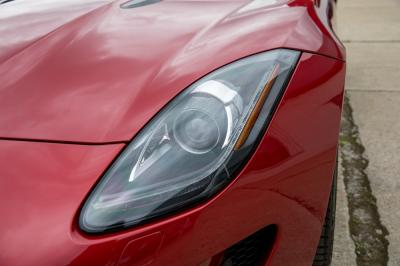 Used 2014 Jaguar F-TYPE V8 S Used 2014 Jaguar F-TYPE V8 S for sale Sold at Cauley Ferrari in West Bloomfield MI 22