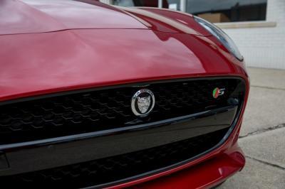 Used 2014 Jaguar F-TYPE V8 S Used 2014 Jaguar F-TYPE V8 S for sale Sold at Cauley Ferrari in West Bloomfield MI 23