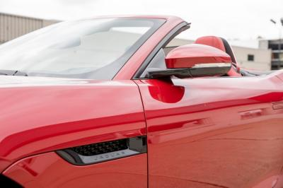 Used 2014 Jaguar F-TYPE V8 S Used 2014 Jaguar F-TYPE V8 S for sale Sold at Cauley Ferrari in West Bloomfield MI 25