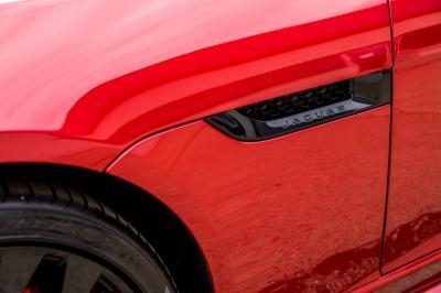 Used 2014 Jaguar F-TYPE V8 S Used 2014 Jaguar F-TYPE V8 S for sale Sold at Cauley Ferrari in West Bloomfield MI 26