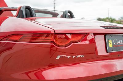 Used 2014 Jaguar F-TYPE V8 S Used 2014 Jaguar F-TYPE V8 S for sale Sold at Cauley Ferrari in West Bloomfield MI 27