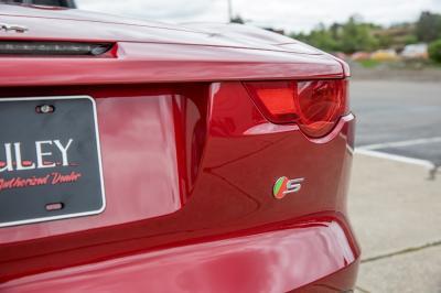Used 2014 Jaguar F-TYPE V8 S Used 2014 Jaguar F-TYPE V8 S for sale Sold at Cauley Ferrari in West Bloomfield MI 29