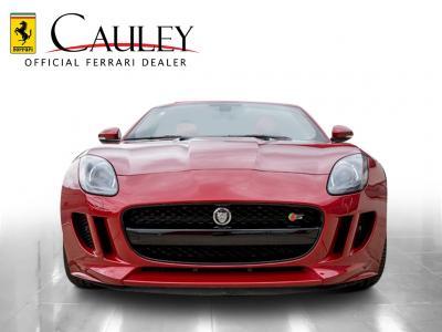 Used 2014 Jaguar F-TYPE V8 S Used 2014 Jaguar F-TYPE V8 S for sale Sold at Cauley Ferrari in West Bloomfield MI 3