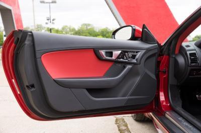 Used 2014 Jaguar F-TYPE V8 S Used 2014 Jaguar F-TYPE V8 S for sale Sold at Cauley Ferrari in West Bloomfield MI 30