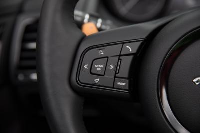 Used 2014 Jaguar F-TYPE V8 S Used 2014 Jaguar F-TYPE V8 S for sale Sold at Cauley Ferrari in West Bloomfield MI 35