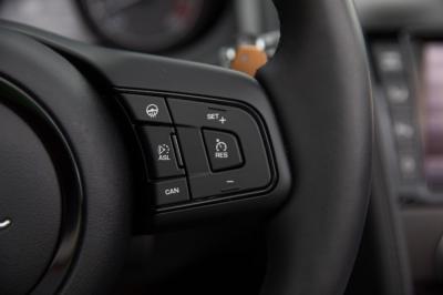 Used 2014 Jaguar F-TYPE V8 S Used 2014 Jaguar F-TYPE V8 S for sale Sold at Cauley Ferrari in West Bloomfield MI 36