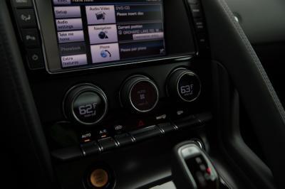 Used 2014 Jaguar F-TYPE V8 S Used 2014 Jaguar F-TYPE V8 S for sale Sold at Cauley Ferrari in West Bloomfield MI 38