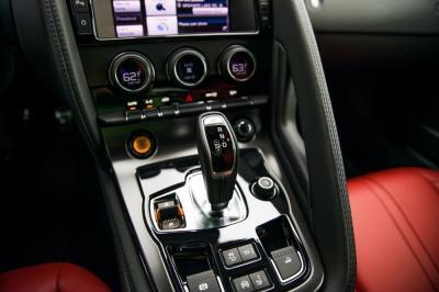 Used 2014 Jaguar F-TYPE V8 S Used 2014 Jaguar F-TYPE V8 S for sale Sold at Cauley Ferrari in West Bloomfield MI 40