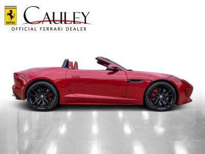 Used 2014 Jaguar F-TYPE V8 S Used 2014 Jaguar F-TYPE V8 S for sale Sold at Cauley Ferrari in West Bloomfield MI 5