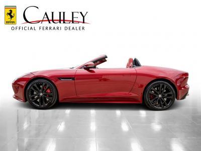 Used 2014 Jaguar F-TYPE V8 S Used 2014 Jaguar F-TYPE V8 S for sale Sold at Cauley Ferrari in West Bloomfield MI 9