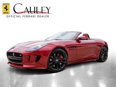 Used 2014 Jaguar F-TYPE V8 S Used 2014 Jaguar F-TYPE V8 S for sale Sold at Cauley Ferrari in West Bloomfield MI 1