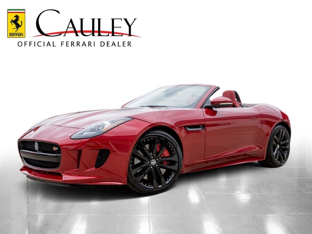 Used 2014 Jaguar F TYPE V8 S