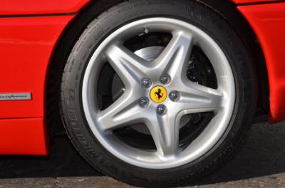 Used 1997 Ferrari 355 Spider Used 1997 Ferrari 355 Spider for sale Sold at Cauley Ferrari in West Bloomfield MI 13