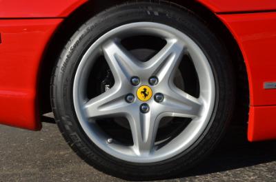 Used 1997 Ferrari 355 Spider Used 1997 Ferrari 355 Spider for sale Sold at Cauley Ferrari in West Bloomfield MI 15