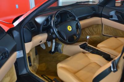 Used 1997 Ferrari 355 Spider Used 1997 Ferrari 355 Spider for sale Sold at Cauley Ferrari in West Bloomfield MI 20
