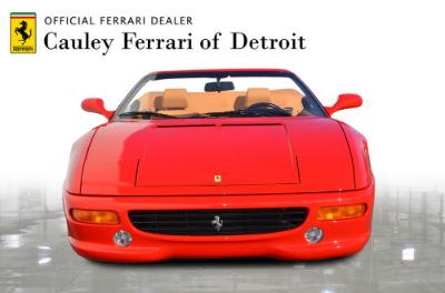 Used 1997 Ferrari 355 Spider Used 1997 Ferrari 355 Spider for sale Sold at Cauley Ferrari in West Bloomfield MI 3