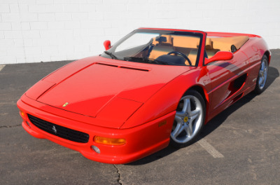 Used 1997 Ferrari 355 Spider Used 1997 Ferrari 355 Spider for sale Sold at Cauley Ferrari in West Bloomfield MI 36