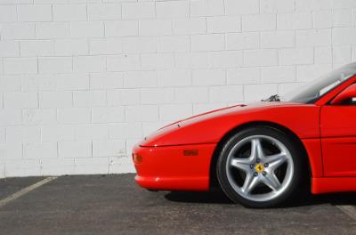 Used 1997 Ferrari 355 Spider Used 1997 Ferrari 355 Spider for sale Sold at Cauley Ferrari in West Bloomfield MI 38