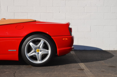 Used 1997 Ferrari 355 Spider Used 1997 Ferrari 355 Spider for sale Sold at Cauley Ferrari in West Bloomfield MI 40