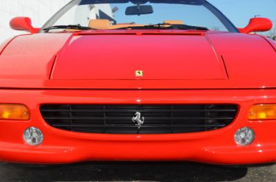 Used 1997 Ferrari 355 Spider Used 1997 Ferrari 355 Spider for sale Sold at Cauley Ferrari in West Bloomfield MI 43