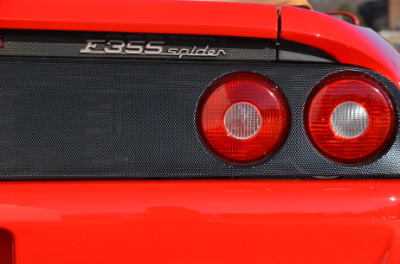 Used 1997 Ferrari 355 Spider Used 1997 Ferrari 355 Spider for sale Sold at Cauley Ferrari in West Bloomfield MI 49