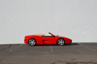 Used 1997 Ferrari 355 Spider Used 1997 Ferrari 355 Spider for sale Sold at Cauley Ferrari in West Bloomfield MI 51