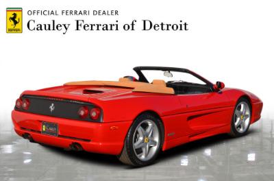 Used 1997 Ferrari 355 Spider Used 1997 Ferrari 355 Spider for sale Sold at Cauley Ferrari in West Bloomfield MI 6
