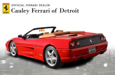 Used 1997 Ferrari 355 Spider Used 1997 Ferrari 355 Spider for sale Sold at Cauley Ferrari in West Bloomfield MI 8