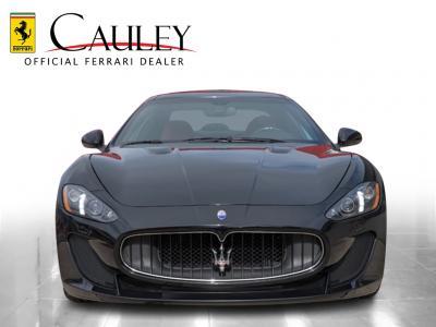Used 2013 Maserati GranTurismo MC Used 2013 Maserati GranTurismo MC for sale Sold at Cauley Ferrari in West Bloomfield MI 3