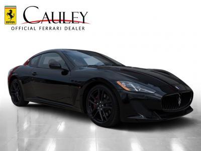 Used 2013 Maserati GranTurismo MC Used 2013 Maserati GranTurismo MC for sale Sold at Cauley Ferrari in West Bloomfield MI 4