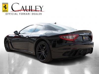 Used 2013 Maserati GranTurismo MC Used 2013 Maserati GranTurismo MC for sale Sold at Cauley Ferrari in West Bloomfield MI 8