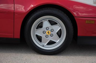 Used 1990 Ferrari Testarossa Used 1990 Ferrari Testarossa for sale Sold at Cauley Ferrari in West Bloomfield MI 13