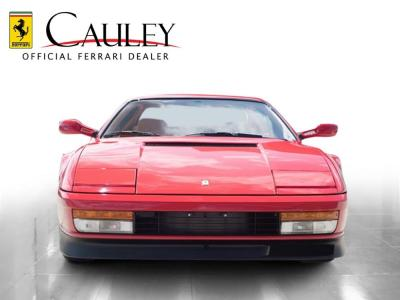 Used 1990 Ferrari Testarossa Used 1990 Ferrari Testarossa for sale Sold at Cauley Ferrari in West Bloomfield MI 3